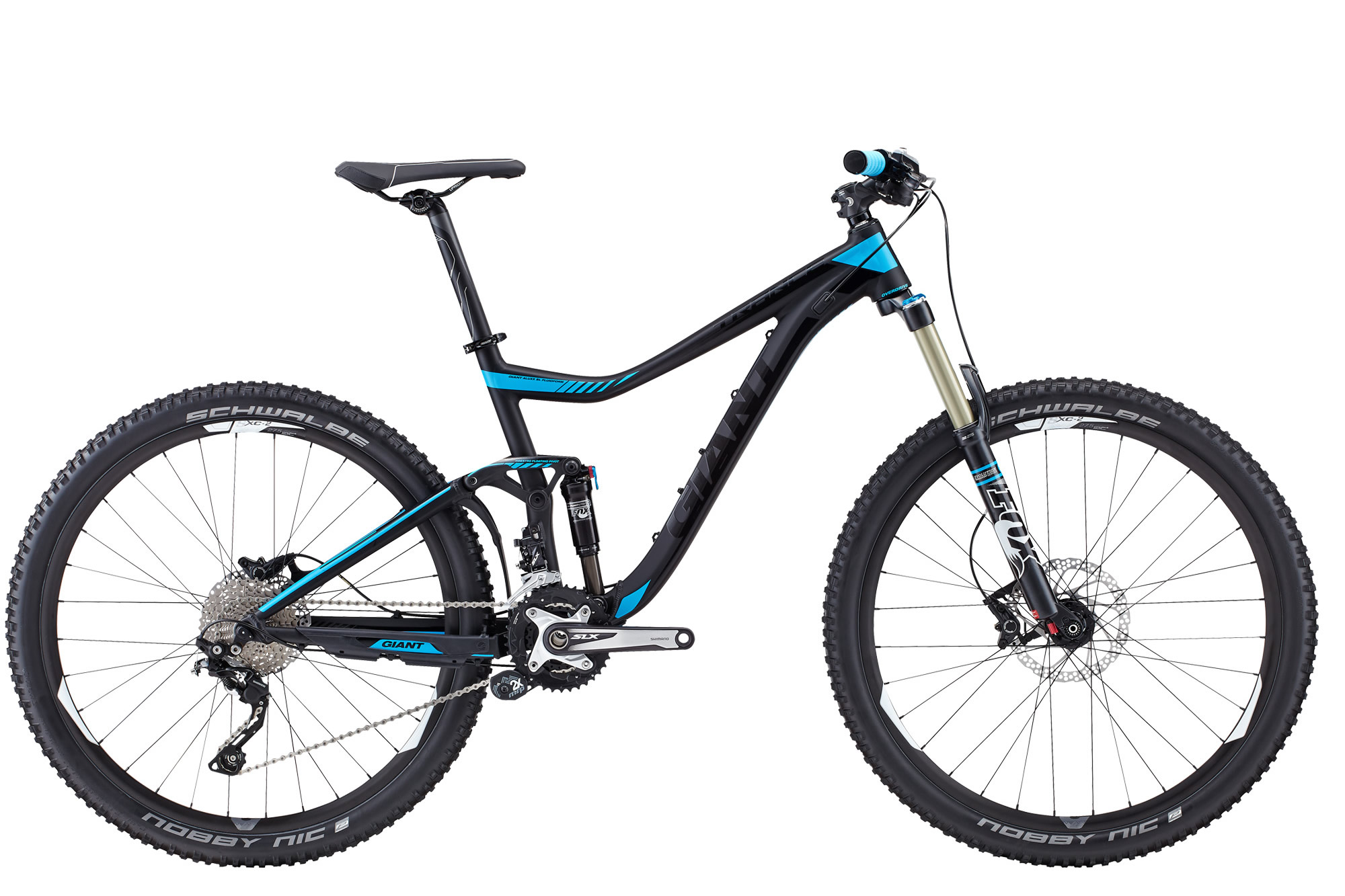 Giant Mountain-Bike Vollgefedert 27,5 mieten - Fahrrad Hesse